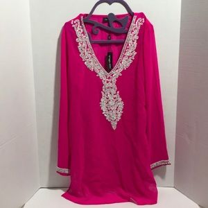 Spiaggia Dolce tunic cover up